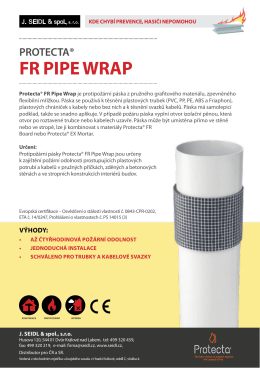 FR PIPE WRAP