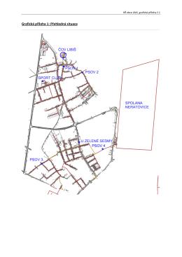 Grafická příloha 1: Přehledná situace PSOV 4