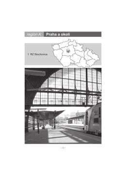 Str. 2 - region A Praha a okolí