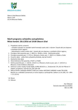 160628_Návrh programu veřejného zastupitelstva