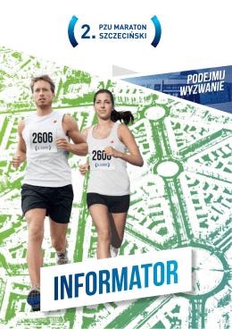 informator - Festiwal Biegowy