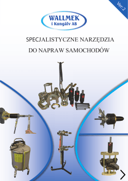 Wallmek Catalogue 2012-2013 - tools-tech