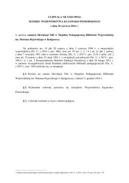 US-5-16-398 - BIP Urzędu Marszałkowskiego Województwa
