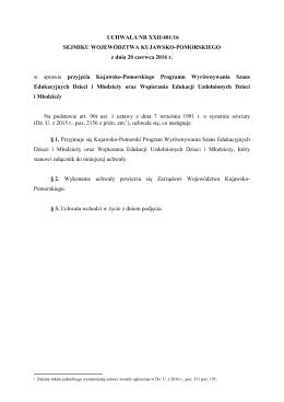 US-5-16-401 - BIP Urzędu Marszałkowskiego Województwa