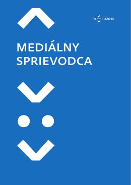 Mediálny sprievodca na stiahnutie
