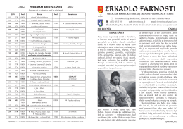 ZRKADLO farnosti - jún 2016 - Rímskokatolícka farnosť Košice
