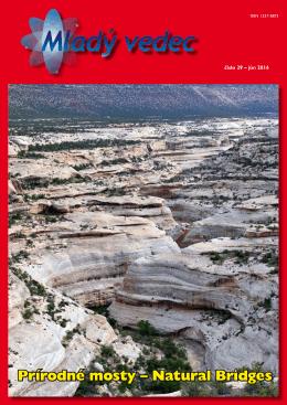 Článok v pdf - Mladý vedec