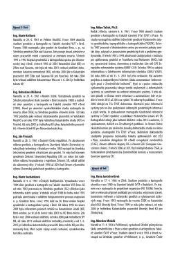 2. čtvrtletí - Geodetický a Kartografický Obzor
