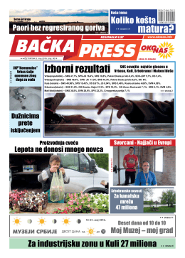 BAČKA PRESS br.14