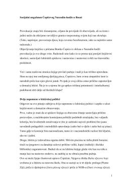 1 Socijalni angažman Ćopićevog Nasradin