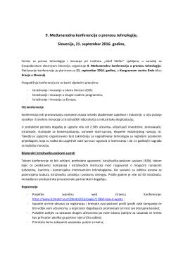 Prilog-Informacija Slovenija