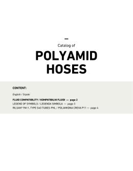 polyamid hoses