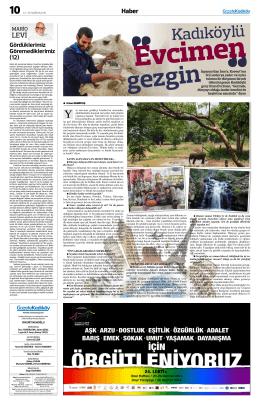 Kadıköylü - gazete kadıköy