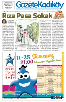 Öyküleri - gazete kadıköy