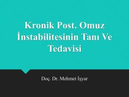Dr. Mehmet İşyar