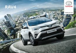 2016 Toyota RAV4 2.0 152 PS Multidrive S Premium (4x4)