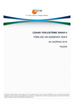 2016 lys-3 edebiyat
