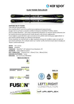 ELAN PDF - Kar Spor