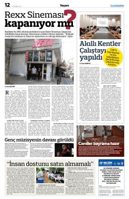 yapıldı - gazete kadıköy