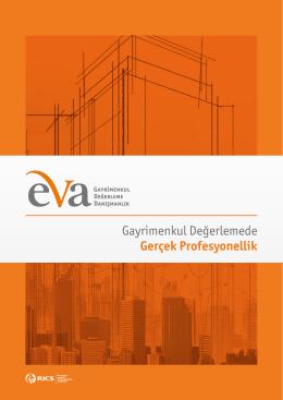Tanıtım Dosyası - Türkçe - Eva Gayrimenkul Değerleme