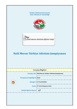 naili moran 2016 – 12 yaş erkekler
