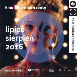 Program PDF - Kino Nowe Horyzonty