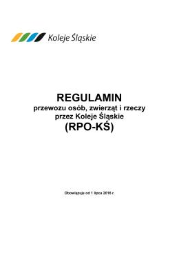 regulamin (rpo-kś)