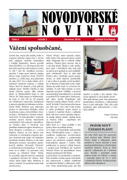 Novodvorské noviny