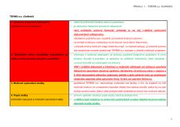 Příloha č. 1 – TERMS a.s. (GoMobil)