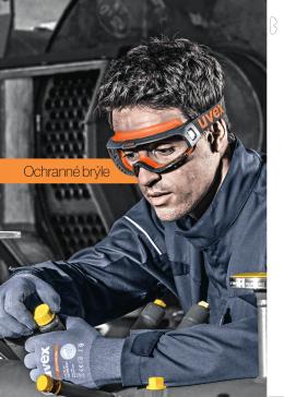 Ochranné brýle - uvex safety group