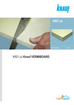 K921.cz K921.cz Knauf VERMIBOARD