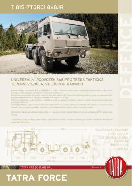 TATRA FORCE - T815-7T3RC1