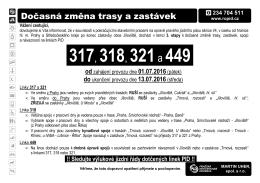 Infovývěska - Obec Klínec