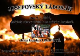 Plakát - Obec Josefov