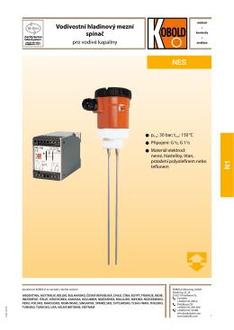 NES N1 - KOBOLD Messring GmbH