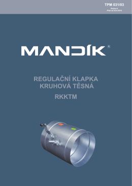 RKKTM Technické podmínky