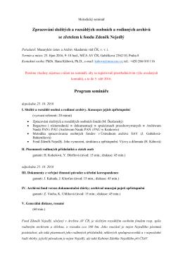 Tisk  - Masarykův ústav a Archiv AV ČR, v. v. i.