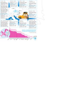Rozdíly v cenách pohonných hmot v Evropě oproti