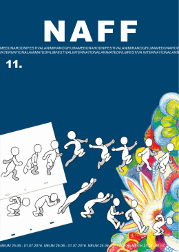 11. - NAFF / Neum Animated Film Festival