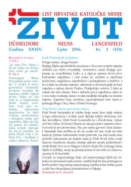 list hrvatske katoličke misije düsseldorf neuss
