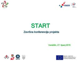 Prezentacija projekta Start (2.2 MB pdf)