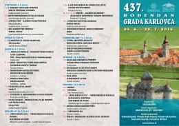 ovdje - Grad Karlovac