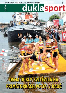 Dukla sport 2/2016