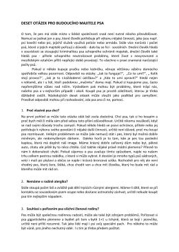 Výstavy - Českomoravská kynologická unie