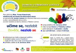 Pozvánka_UČÍME SE - Domov U Třebůvky Loštice