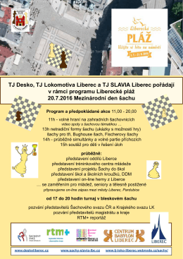 Program Liberec