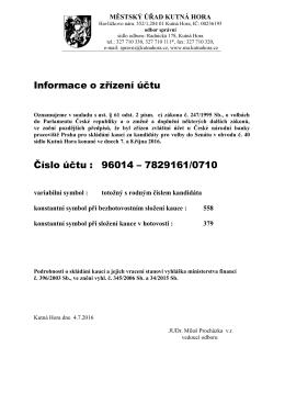 740/146 - Městský úřad, Kutná Hora