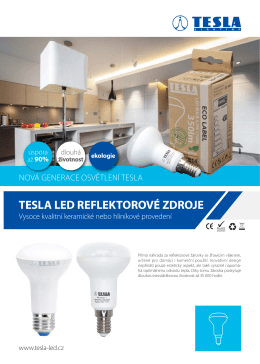životnost - Tesla Lighting