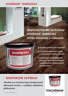 schönox® durocoll