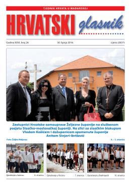 GL 26 - Hrvatski glasnik